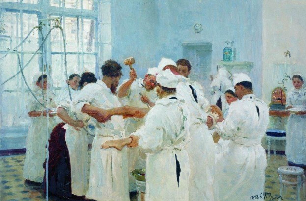 the-surgeon-e-pavlov-in-the-operating-theater-1888